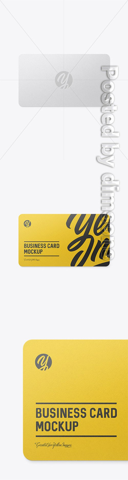 Textured Business Card 50521 TIF