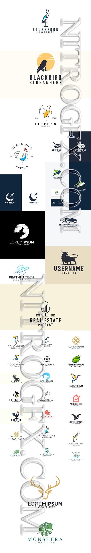35 amazing Logo Template Bundle