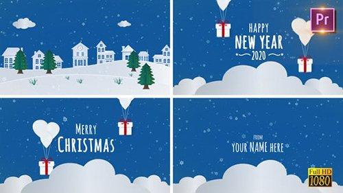 Christmas Card - Premiere PRO 25185907