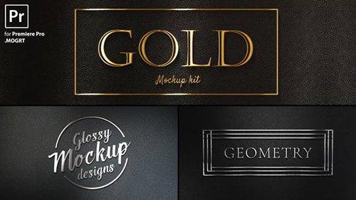 Gold Titles Kit 25267955