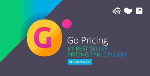 CodeCanyon - Go Pricing v3.3.16 - WordPress Responsive Pricing Tables - 3725820