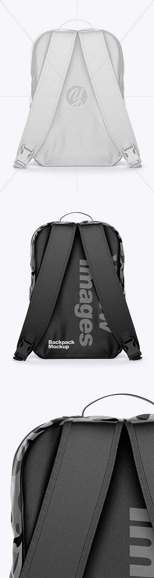 Backpack Mockup 52062 TIF