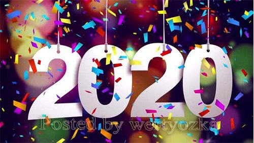 Videohive - 2020 New Year Celebration -  25058435