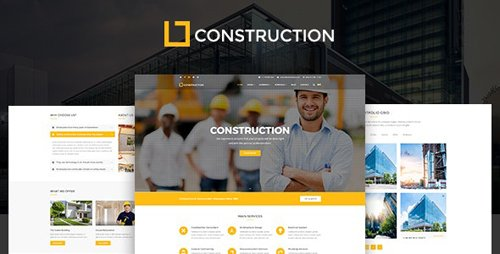 ThemeForest - Construction v1.0.9.2 - Business & Building Company WordPress Theme - 20273654