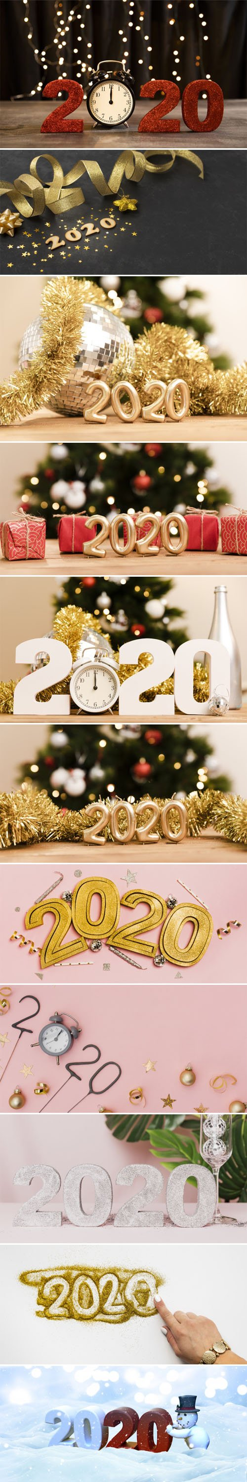 11 New Year 2020 Photos Collection