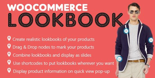 CodeCanyon - WooCommerce LookBook v1.1.5 - Shop by Instagram - Shoppable with Product Tags - 21233957