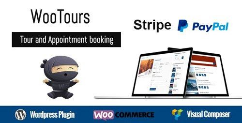 CodeCanyon - WooTour v3.2.3 - WooCommerce Travel Tour Booking - 19404740