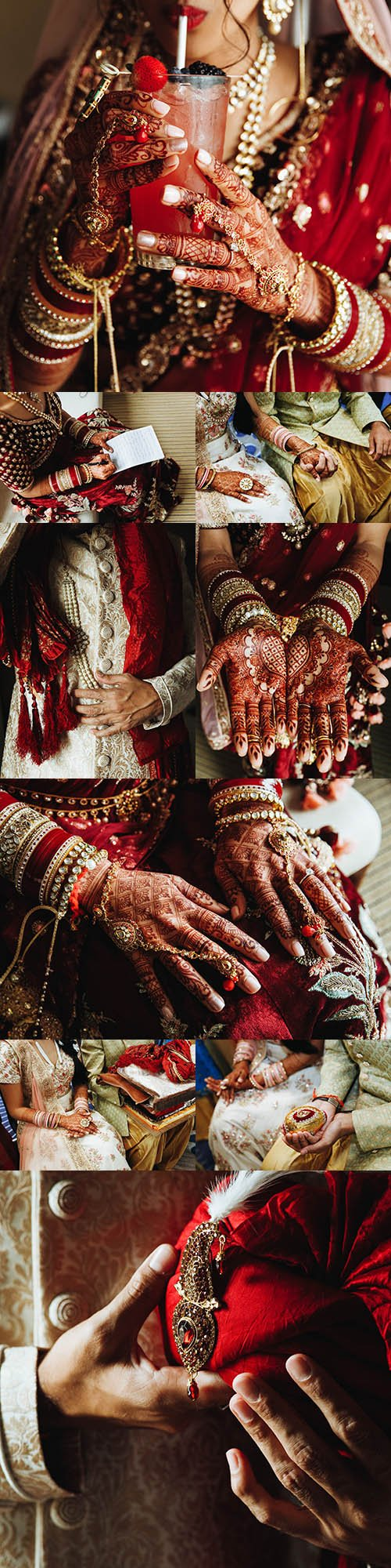 India wedding tradition ceremony and clothing items 2