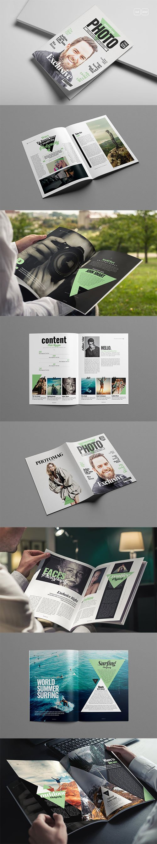 Magazine INDD
