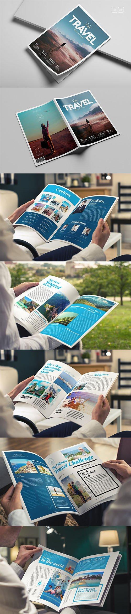Travel Magazine INDD