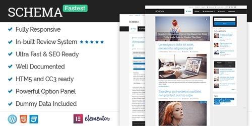 MyThemeShop - Schema v3.9.1 - Fastest SEO WordPress Theme