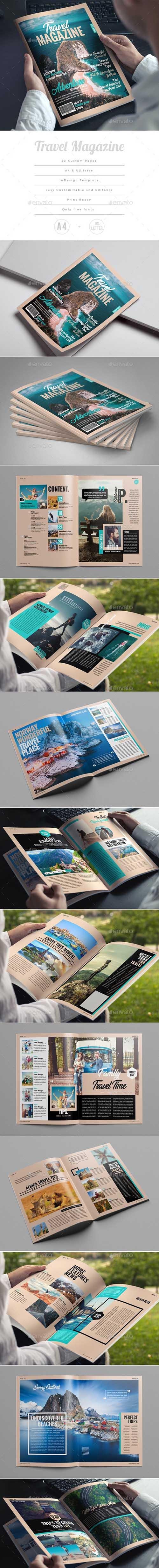 Travel Magazine 25400428
