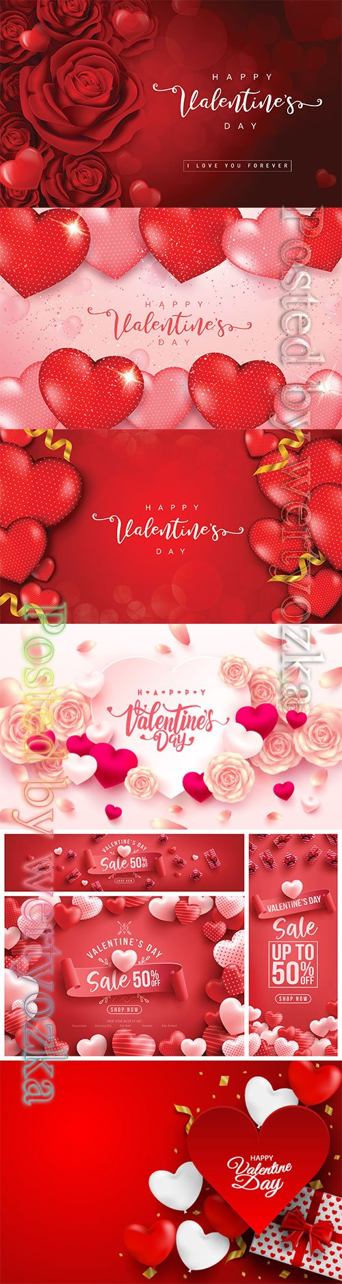 Background for Love and Valentine's day