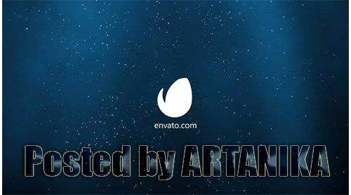 Snow Particles Logo 23460248
