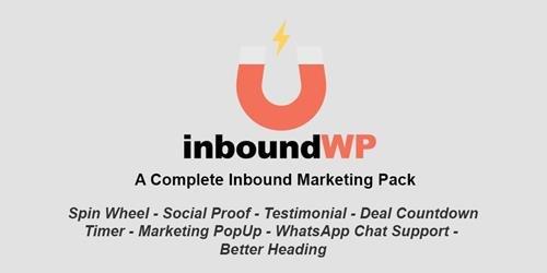 InboundWP Pro v1.0.1 - Marketing Plugin - NULLED