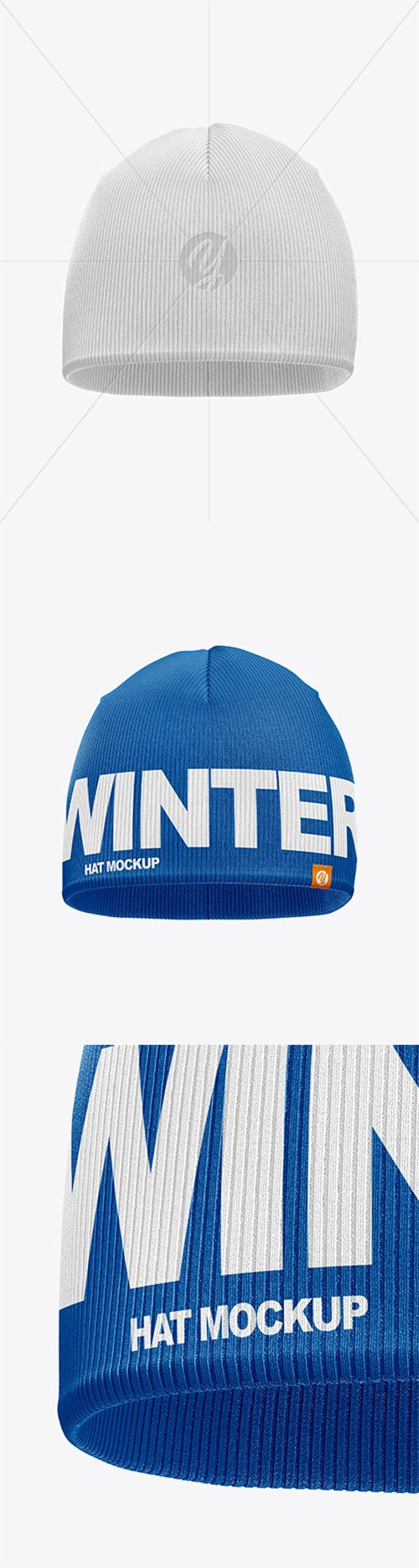 Winter Hat Mockup 52556
