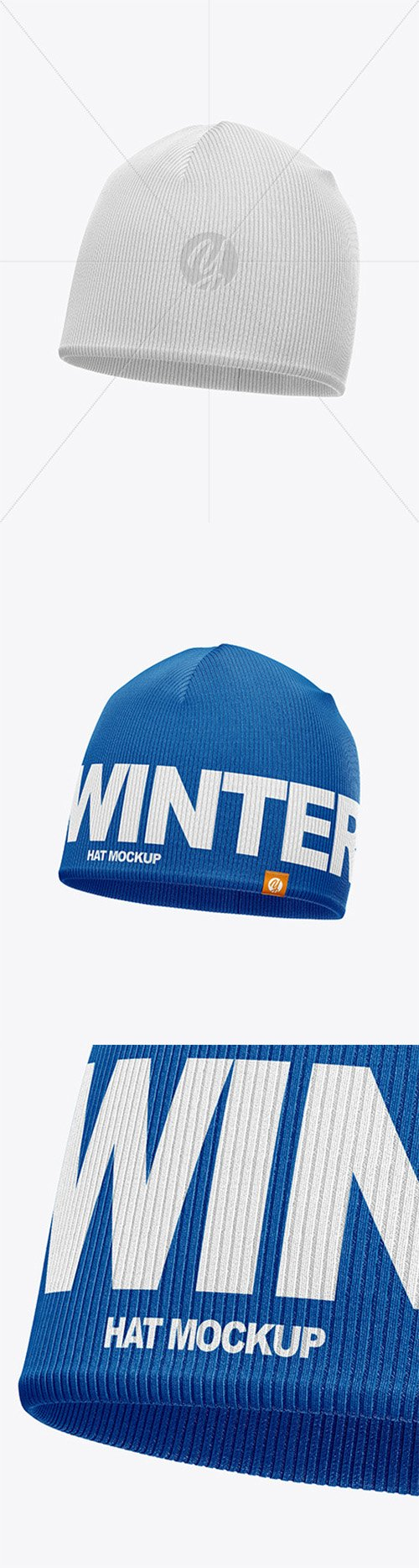 Winter Hat Mockup 52557