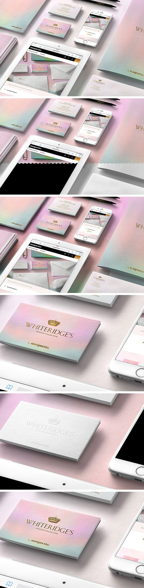 Luxury Gold-Embossed Corporate Stationery Mockup 10 130433161 PSDT