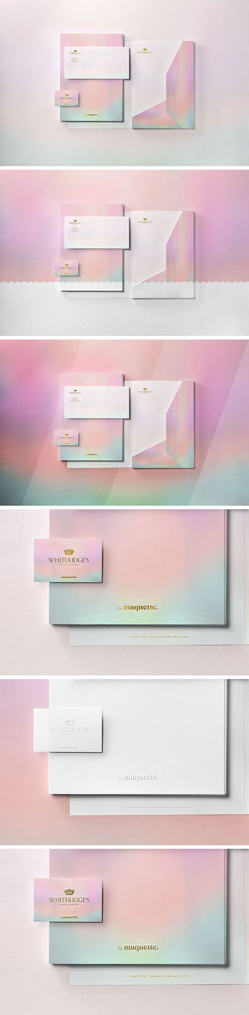 Luxury Gold-Embossed Corporate Stationery Mockup 6 130420254 PSDT
