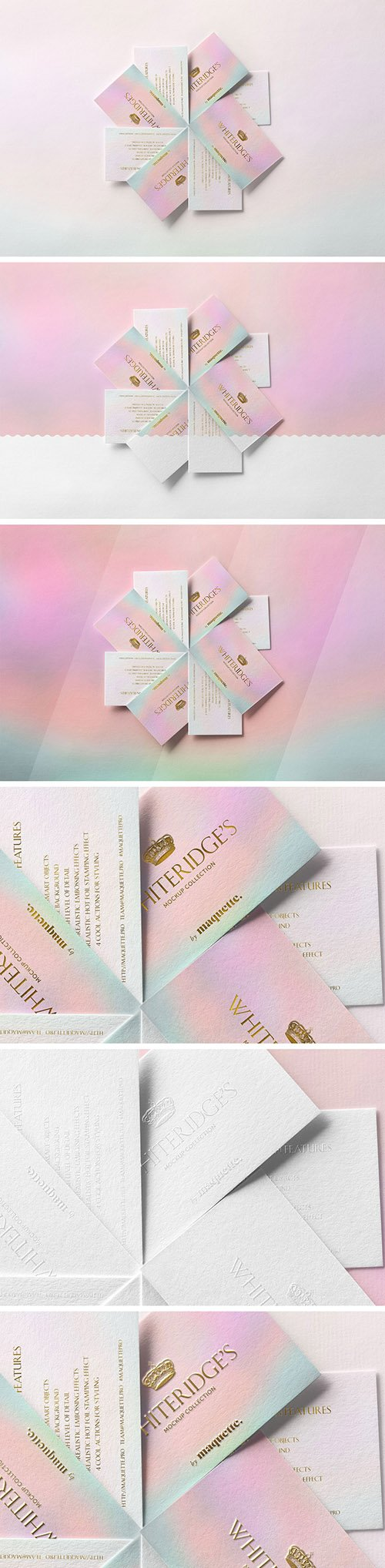 Fan of Luxury Business Cards with Gold Embossing Mockup 2 130433751 PSDT