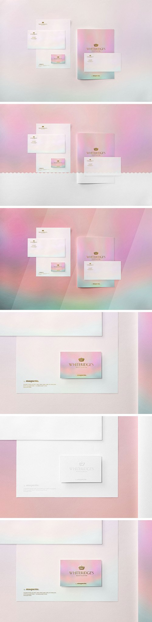 Luxury Gold-Embossed Corporate Stationery Mockup 7 130430184 PSDT