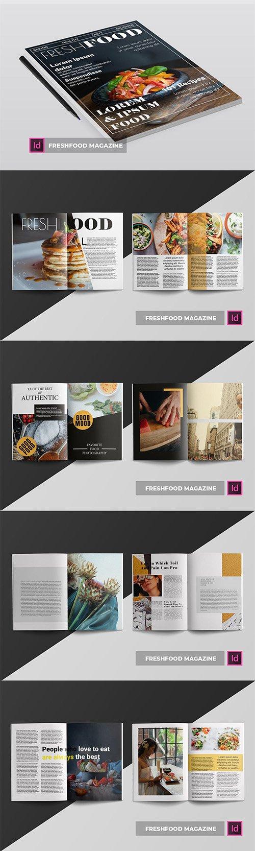 freshfood | Magazine Template