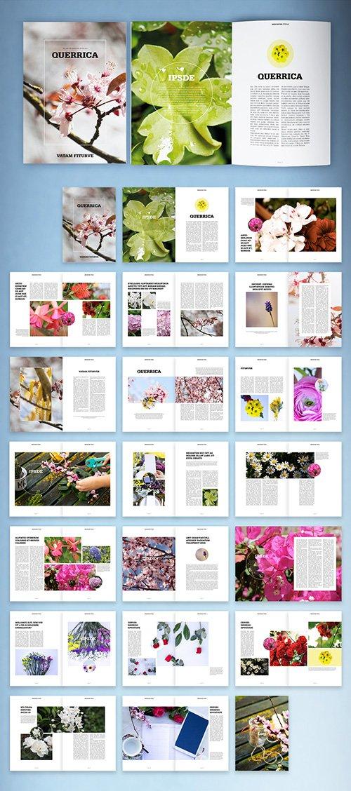 Minimalist Magazine Layout 281126801 PSDT