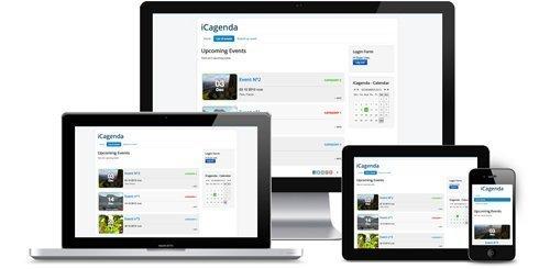 iCagenda Pro v3.7.11 - Events Manager For Joomla