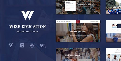ThemeForest - WizeEdu v1.3 - Education LMS Courses and Events - 19553294 - NULLED