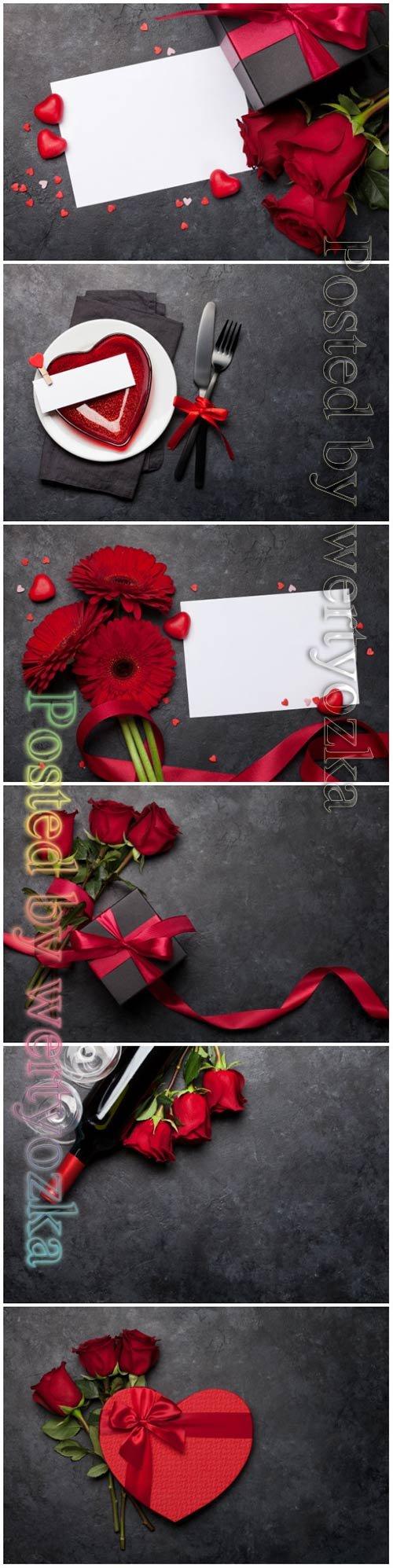 Valentines day beautiful stock photo # 4