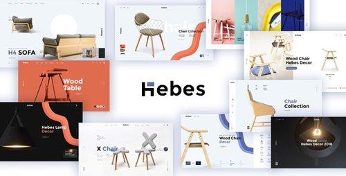 ThemeForest - HEBES v1.1 - Multipurpose Ecommerce HTML Template - 23684705