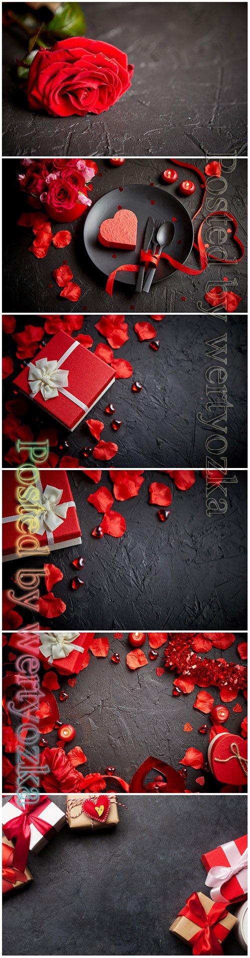 Valentines day beautiful stock photo # 6