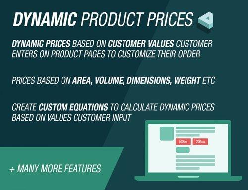 Product Price By Size v1.5.22 - PrestaShop Module