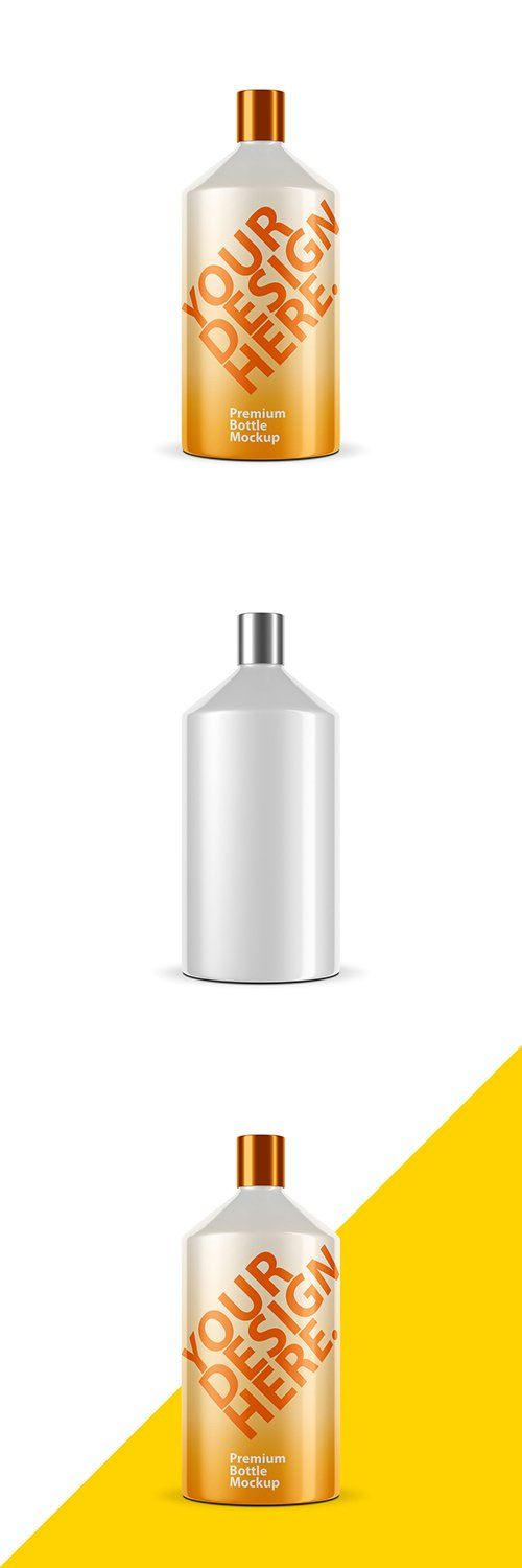 Metal Bottle Mockup 214277253 PSDT