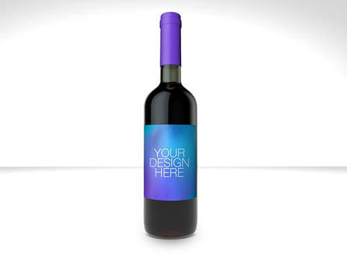 Wine Bottle Mockup 1 167001006 PSDT