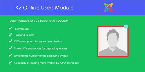 CodeSter - K2 Online Users v1.0 - Joomla Module - 15239
