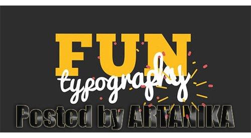 Fun Kinetic Typography 7703583