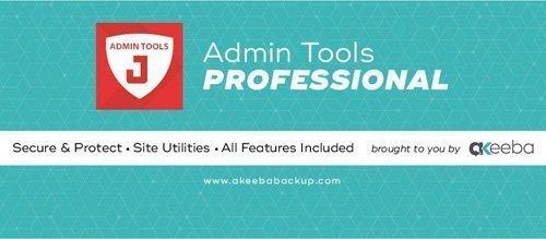 Akeeba - Admin Tools Pro v5.5.0 - Security Component for Joomla