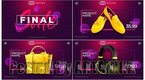 Final SALE - Online Market 25547387