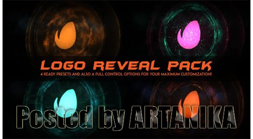Logo Intro Fire / Logo Reveal Pack 20781307