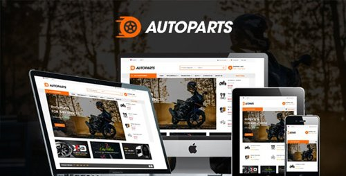 ThemeForest - Autoparts v3.9.6 - Multipurpose Responsive VirtueMart 3 Template - 23087842
