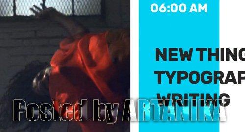 Typography Promo 234583