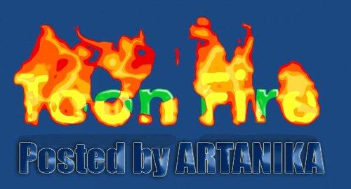 Toon Fire 235462