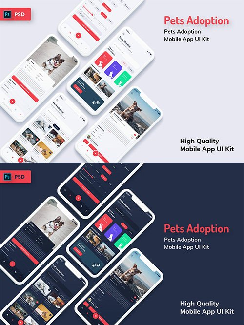 Pets Adoption Mobile App