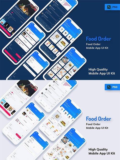 Food Order Mobile App