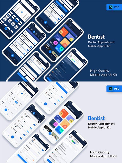 Dentist Appointment Mobile App