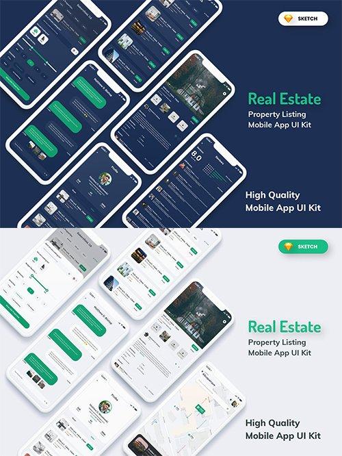 Real Estate & Property Mobile App