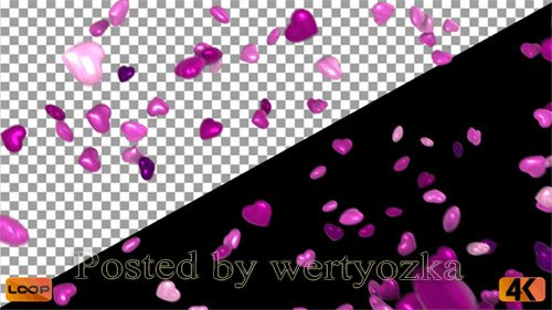 Videohive - Candy Hearts -  25574927
