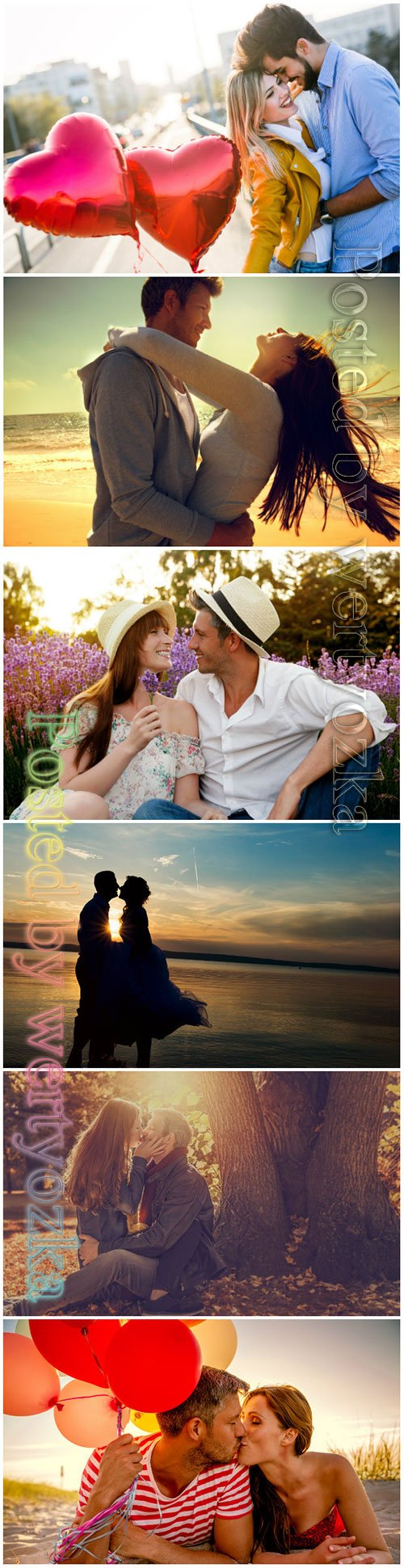 Love couple beautiful stock photo