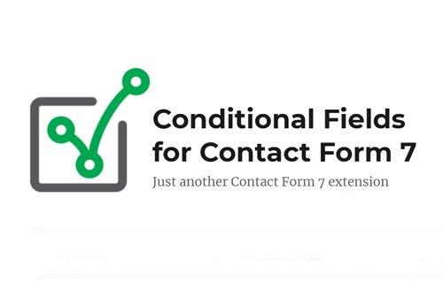 Contact Form 7 - Conditional Fields Pro v1.7.8